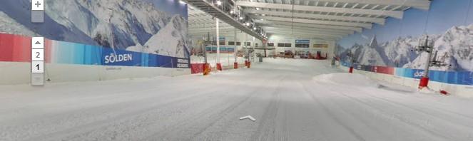 TDCski's Steve Angus @ Hemel Snow Centre
