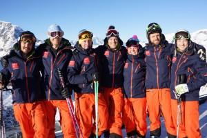 Come ski with us