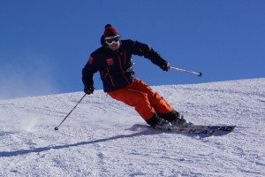 Challenge your skiing
