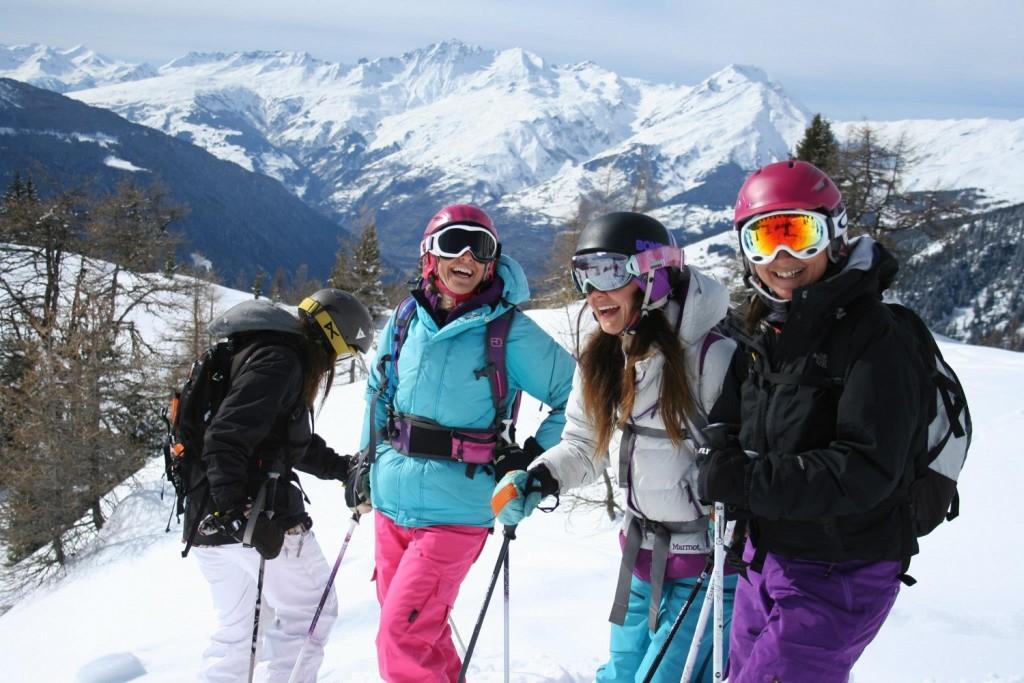 Off Piste Ski Lessons