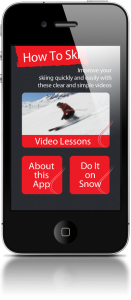 How To Ski App for iPhone