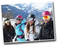 spring skiing vald'isere