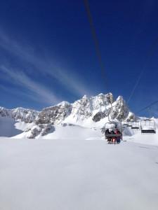 Ski Lessons Tignes
