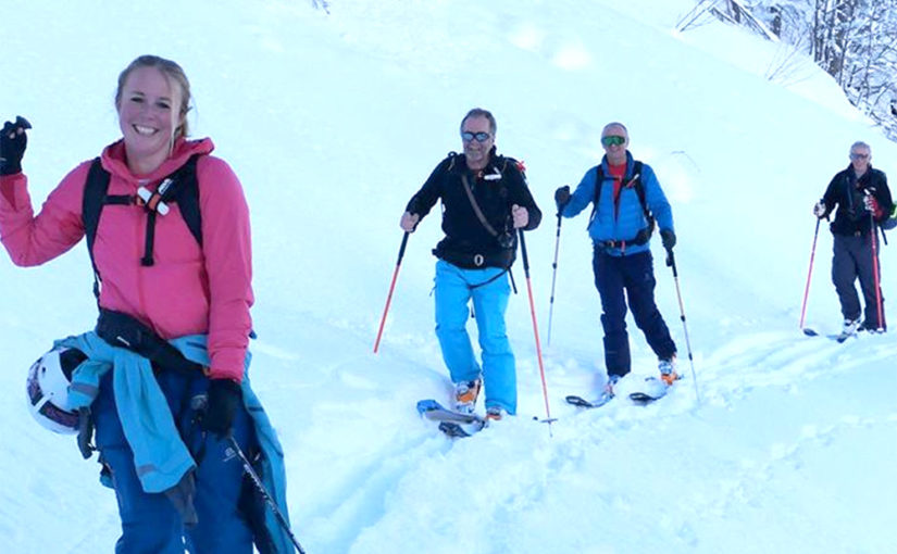 Ski Touring Is The New Cool!